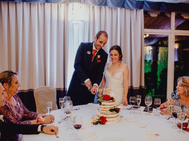 La boda de Pablo y Tamara en Collado Villalba, Madrid 209
