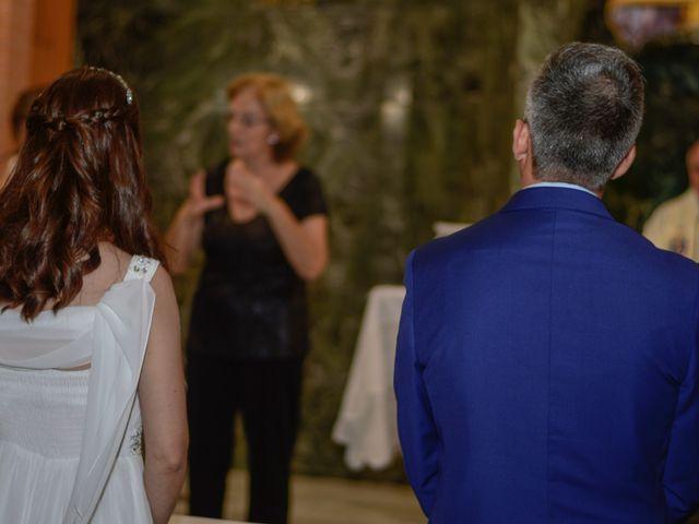 La boda de Daniel y Lucia en Petrer, Alicante 15
