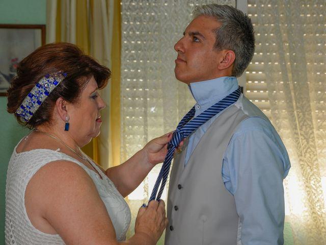 La boda de Daniel y Lucia en Petrer, Alicante 16