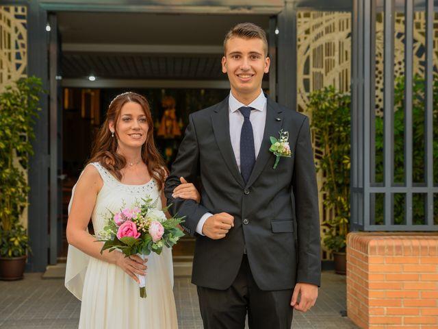 La boda de Daniel y Lucia en Petrer, Alicante 31