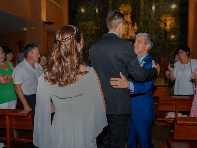 La boda de Daniel y Lucia en Petrer, Alicante 33