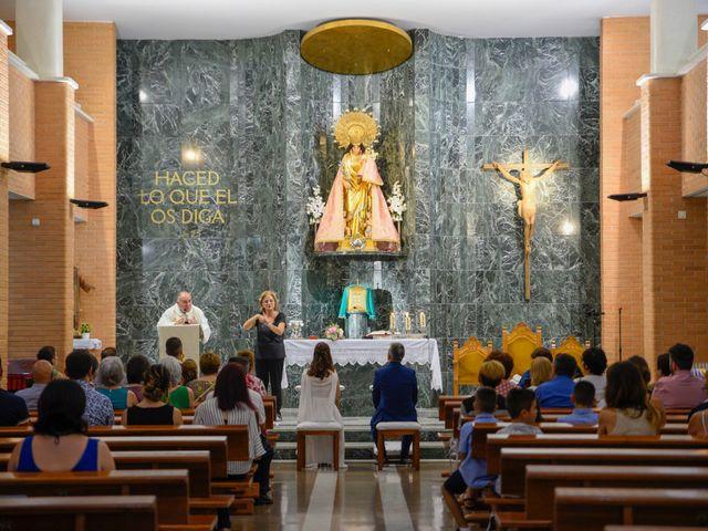 La boda de Daniel y Lucia en Petrer, Alicante 34