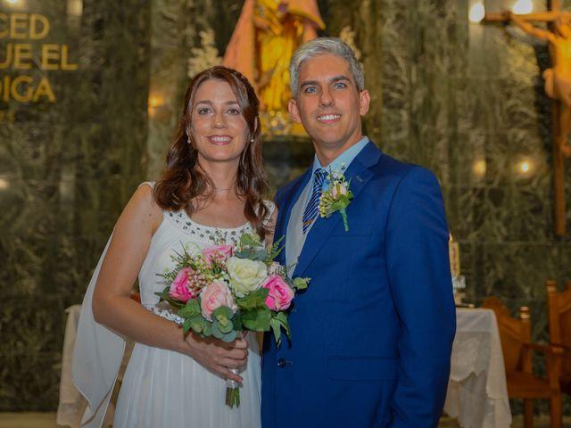 La boda de Daniel y Lucia en Petrer, Alicante 35