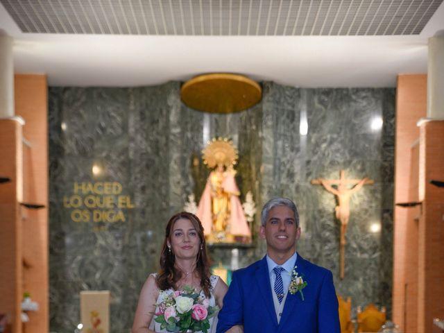 La boda de Daniel y Lucia en Petrer, Alicante 36