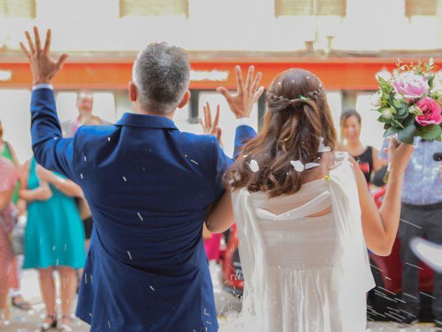 La boda de Daniel y Lucia en Petrer, Alicante 37