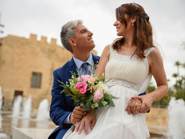 La boda de Daniel y Lucia en Petrer, Alicante 39