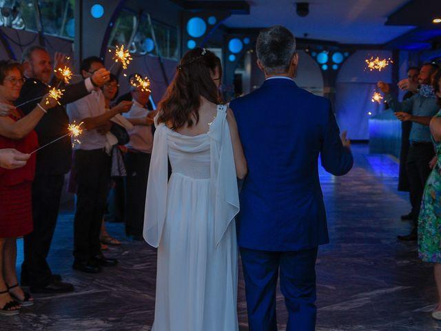 La boda de Daniel y Lucia en Petrer, Alicante 43