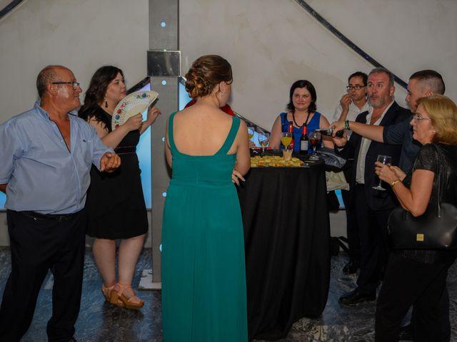 La boda de Daniel y Lucia en Petrer, Alicante 45