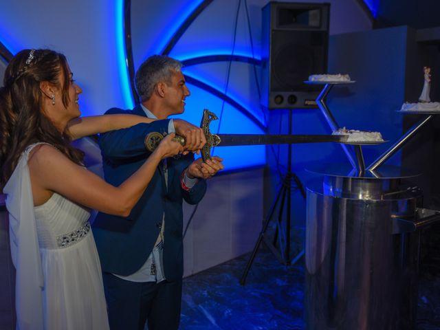 La boda de Daniel y Lucia en Petrer, Alicante 55