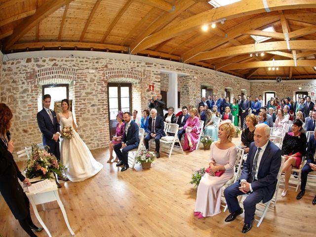 La boda de Borja y Nerea en Gordexola, Vizcaya 19