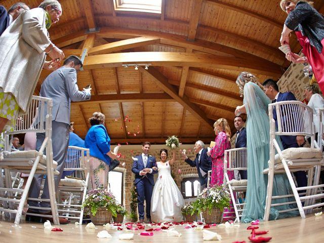 La boda de Borja y Nerea en Gordexola, Vizcaya 22