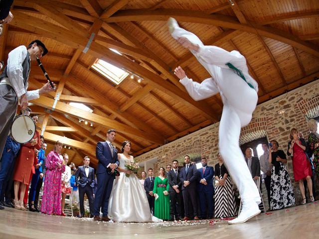 La boda de Borja y Nerea en Gordexola, Vizcaya 23