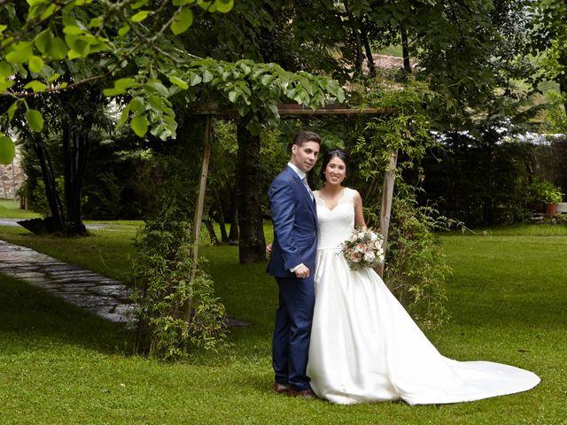 La boda de Borja y Nerea en Gordexola, Vizcaya 25