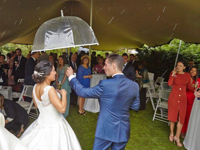 La boda de Borja y Nerea en Gordexola, Vizcaya 28