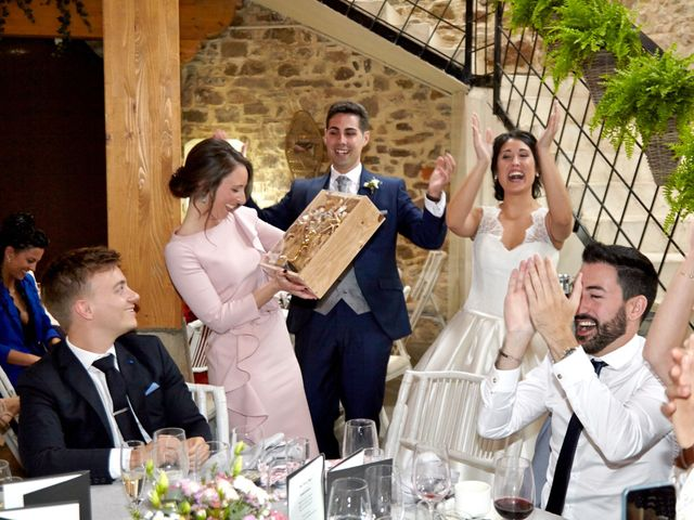 La boda de Borja y Nerea en Gordexola, Vizcaya 34
