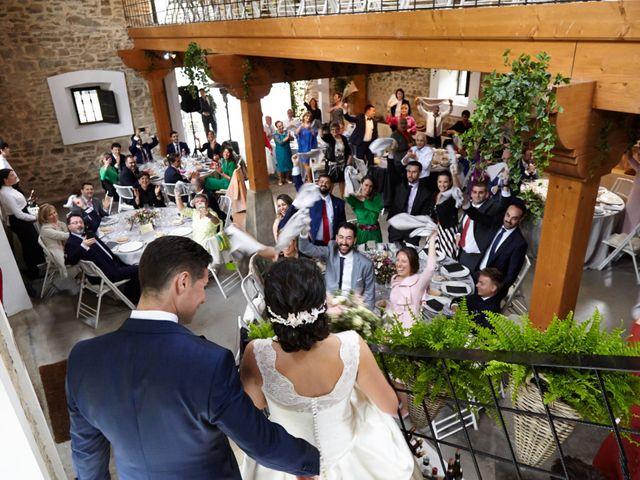 La boda de Borja y Nerea en Gordexola, Vizcaya 36