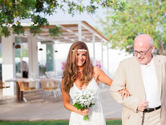 La boda de Victor y Vanesa en Eivissa, Islas Baleares 3