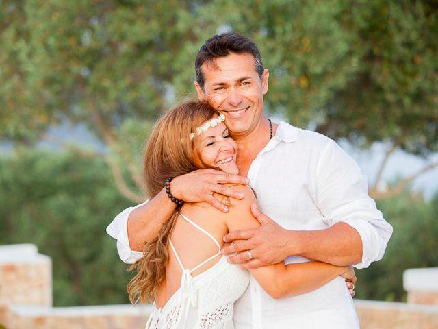 La boda de Victor y Vanesa en Eivissa, Islas Baleares 8