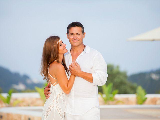 La boda de Victor y Vanesa en Eivissa, Islas Baleares 10