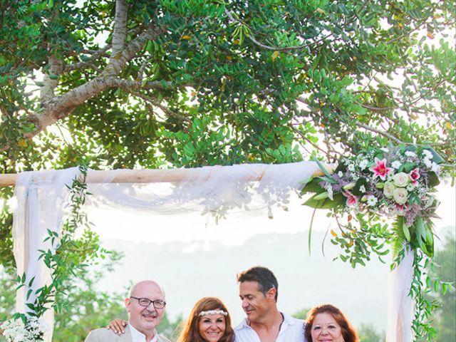 La boda de Victor y Vanesa en Eivissa, Islas Baleares 12