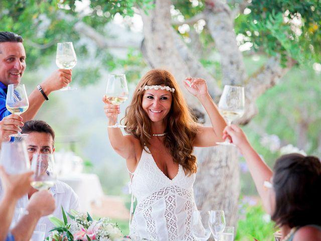 La boda de Victor y Vanesa en Eivissa, Islas Baleares 15