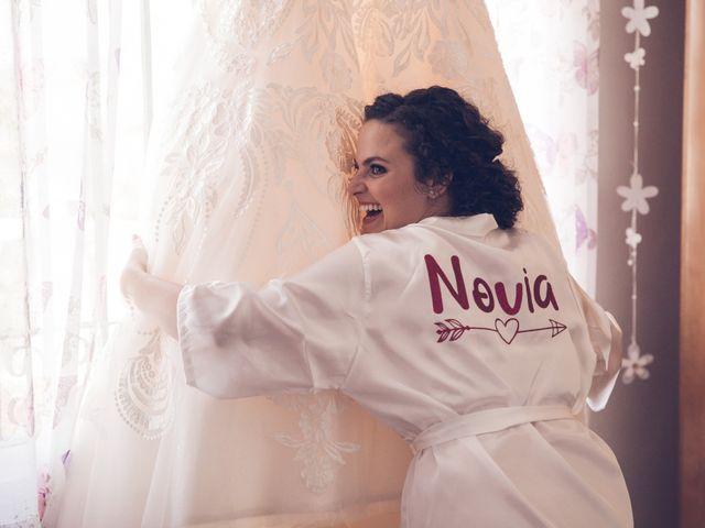La boda de Rocío y Juanma en Cartagena, Murcia 28