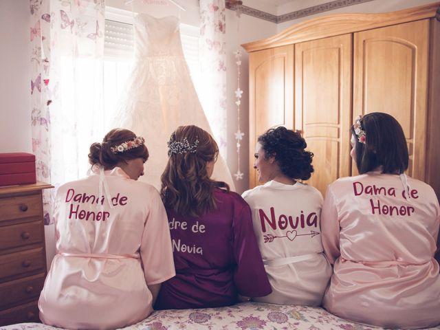 La boda de Rocío y Juanma en Cartagena, Murcia 29