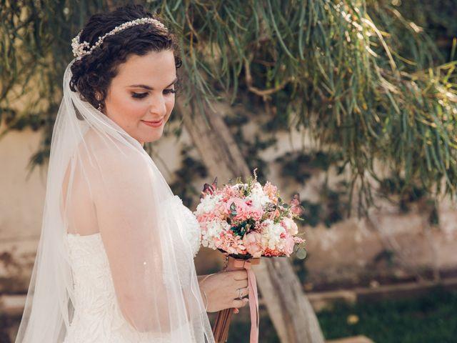 La boda de Rocío y Juanma en Cartagena, Murcia 63