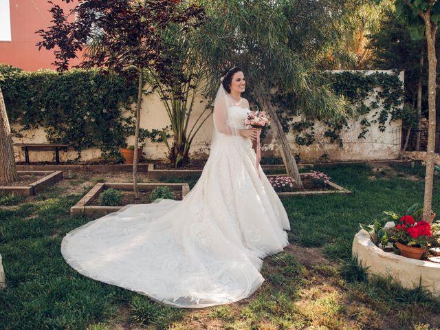 La boda de Rocío y Juanma en Cartagena, Murcia 64