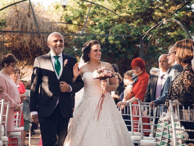 La boda de Rocío y Juanma en Cartagena, Murcia 89