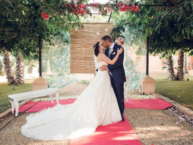 La boda de Rocío y Juanma en Cartagena, Murcia 103