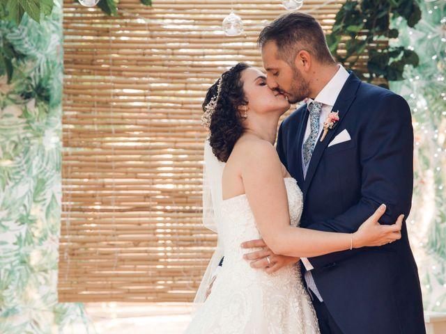 La boda de Rocío y Juanma en Cartagena, Murcia 104
