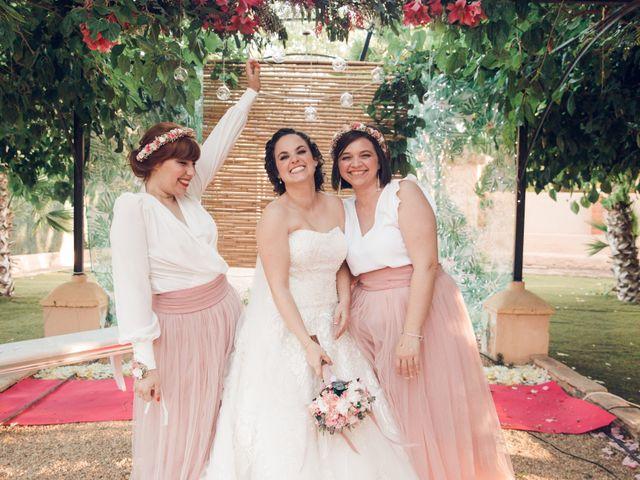 La boda de Rocío y Juanma en Cartagena, Murcia 106