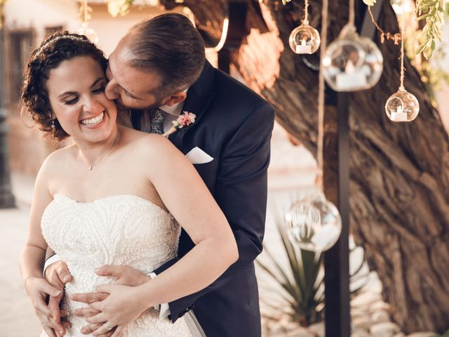 La boda de Rocío y Juanma en Cartagena, Murcia 2