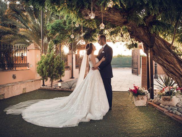 La boda de Rocío y Juanma en Cartagena, Murcia 119