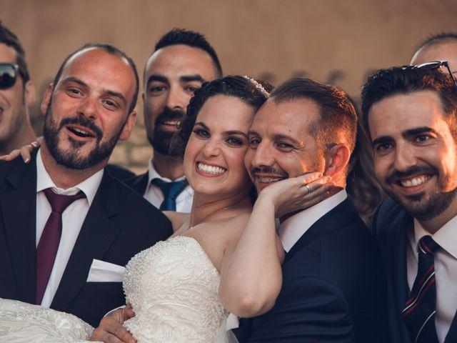 La boda de Rocío y Juanma en Cartagena, Murcia 122