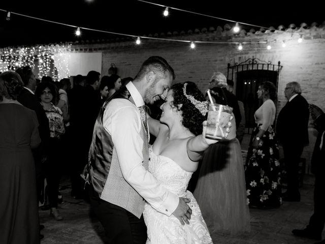 La boda de Rocío y Juanma en Cartagena, Murcia 139