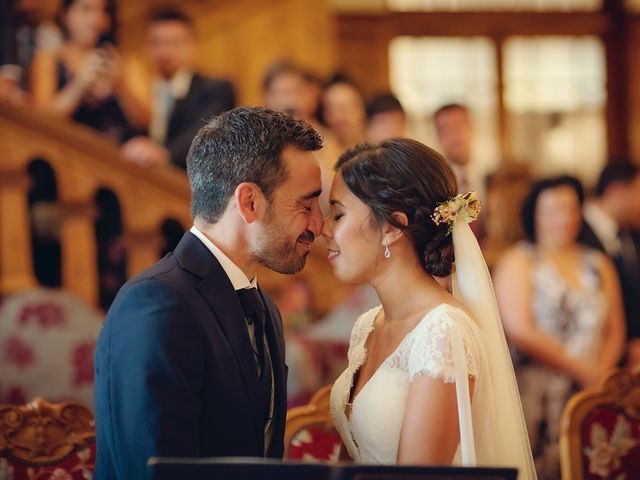 La boda de Manu y María en Santander, Cantabria 29