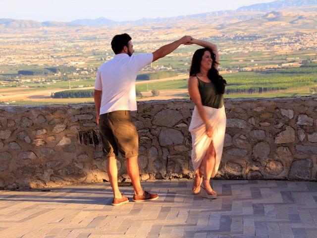 La boda de Nacho y Marypaz en Huetor Vega, Granada 5