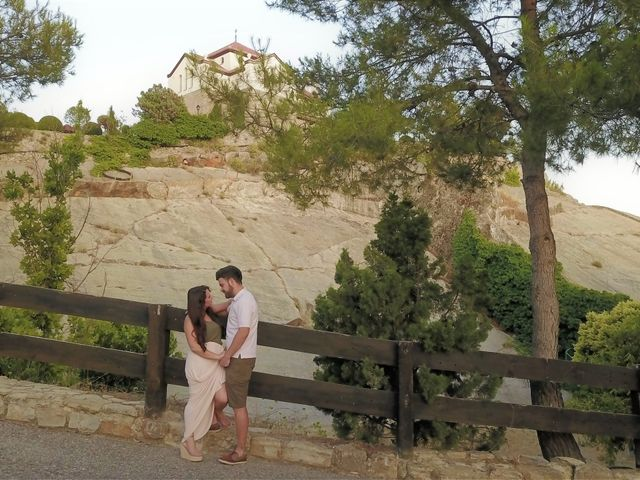 La boda de Nacho y Marypaz en Huetor Vega, Granada 14