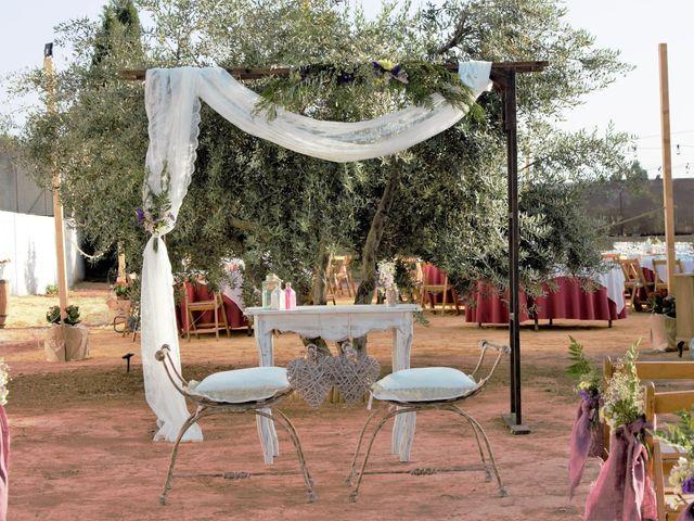 La boda de Nacho y Marypaz en Huetor Vega, Granada 16