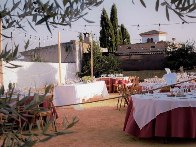 La boda de Nacho y Marypaz en Huetor Vega, Granada 20