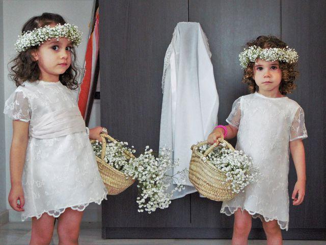 La boda de Nacho y Marypaz en Huetor Vega, Granada 27