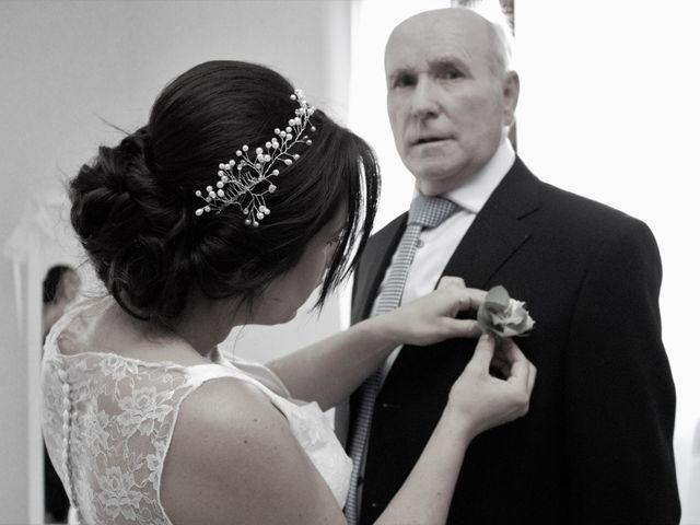 La boda de Nacho y Marypaz en Huetor Vega, Granada 1