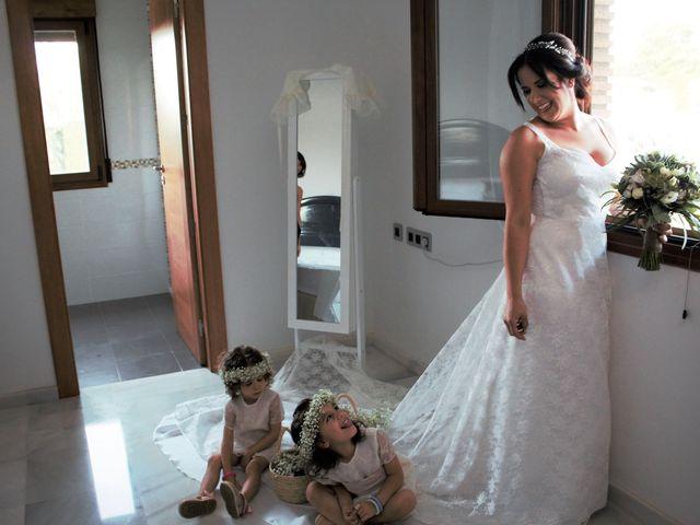 La boda de Nacho y Marypaz en Huetor Vega, Granada 31