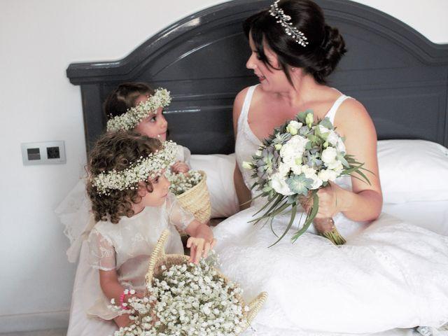 La boda de Nacho y Marypaz en Huetor Vega, Granada 2