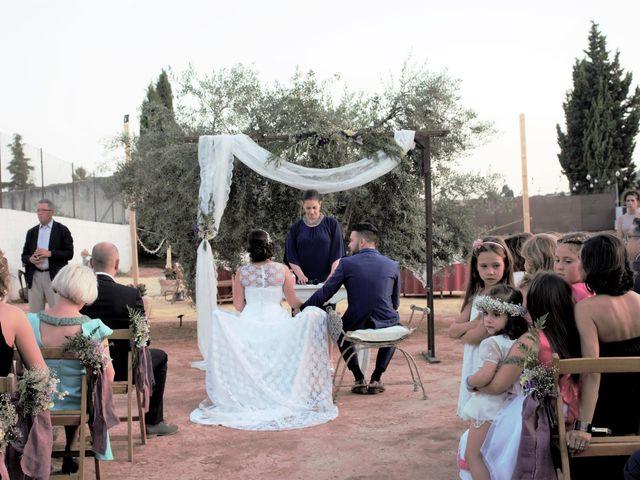 La boda de Nacho y Marypaz en Huetor Vega, Granada 34