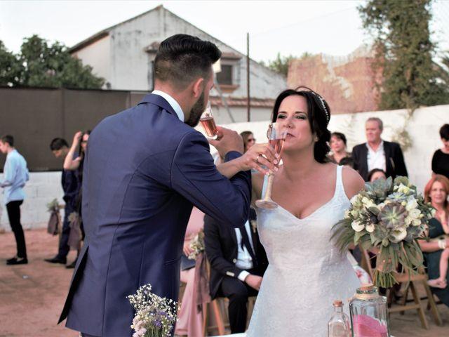 La boda de Nacho y Marypaz en Huetor Vega, Granada 36