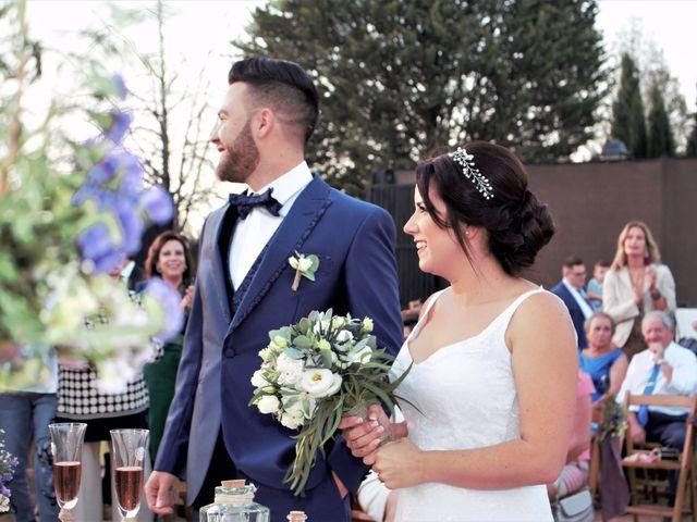 La boda de Nacho y Marypaz en Huetor Vega, Granada 38