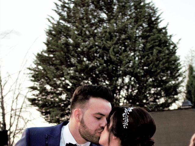 La boda de Nacho y Marypaz en Huetor Vega, Granada 39
